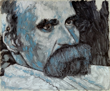 Nietzsche: Head Shot